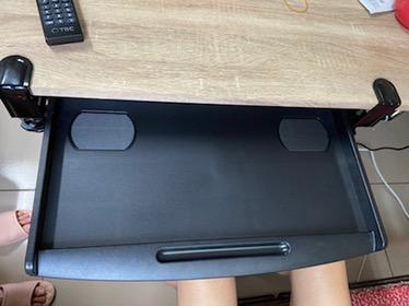 鍵盤抽屜架